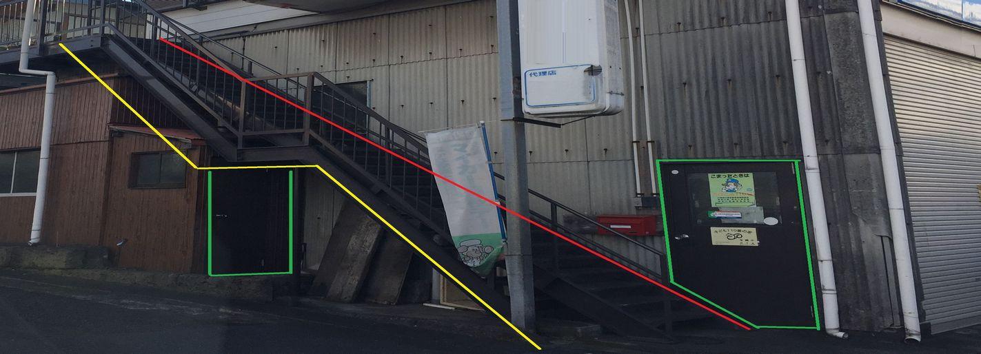 鎌倉某所,何コレ,階段